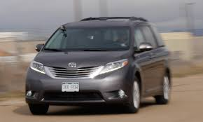 2015 Toyota Sienna LTD - AWD Swagger Wagon [Review] - The Fast ...
