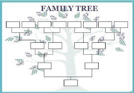 Excel Templates Family Tree Free Family Tree Templates Word Excel Template Lab With