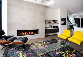 preway built in fireplace part 50 retro preway fireplace living room modern with yellow