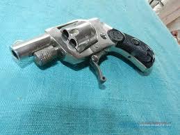 kolb baby hammerless revolver guns pistols k misc pistols