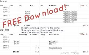 Expense Excel Sheet Free Download Budget Excel Spreadsheet Free ...