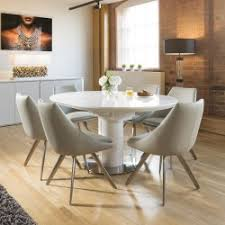 round dining table 6 chairs. extending round oval dining set white gloss table 6 ice grey chairs