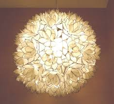 lotus flower chandelier 1 2 3 capiz lotus flower chandelier edrex view 27 of