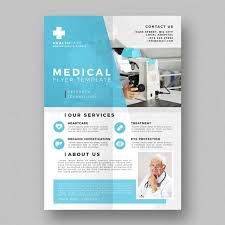 Medical Flyer Template Template For Free Download On Pngtree