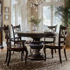 Hooker Furniture Preston Ridge Dining Table and Chairs AHFA