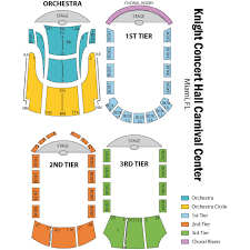 Chicago Symphony Seating Chart Knight Concert Hall The Arsht Center Miami Tickets