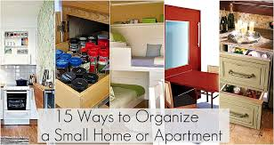 11 Things You Need To Know About Organizing In A Small Space