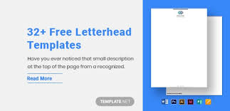 32 free letterhead templates in