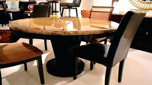 granite dining room table round granite dining table marble dining