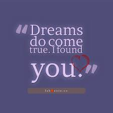 Quotes About Dreams And Love Best Of Dreams Of Love Quote