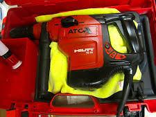 hilti drill. hilti te 56 hammer drill,l@@k in great condition, very strong hilti drill l