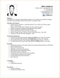 Flight Attendant Job Description 24 Corporate Flight Attendant Resume Template Basic Job Flight 15