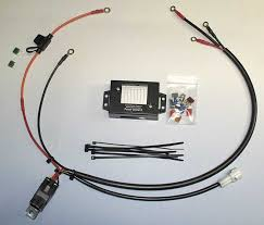 pc 8 with relay kit for new super tenere 115 95