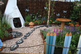 Small Picture Garden Design Ideas Child Friendly PDF Gardening Pinterest