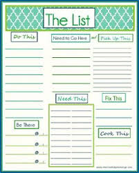 Cute Contact List Template Daily To Do List Template Cute 1188