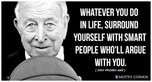 John Wooden Quotes Adorable John Wooden Said Quotes 48 Motto Cosmos Wonderful People Said