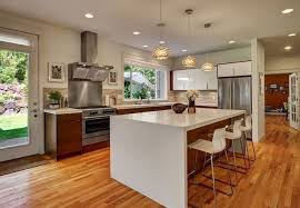 waterfall countertops trend