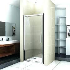replace a shower door stunning how