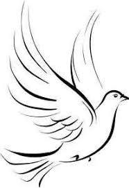 Vredes Duif Natuur Duif Tattoo Dieren Tekenen En Vredesduif