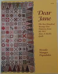 Dear Jane - Elm Grove Patchwork & Dear Jane Book Adamdwight.com