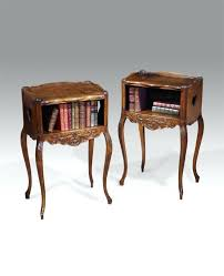 pair of antique bedside tables vintage french australia 9