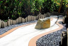 Zen Garden Design Plan Concept New Decorating Ideas
