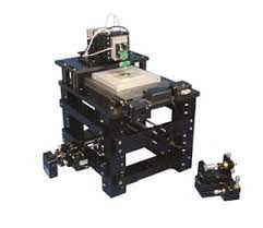 Versatile High Precision Near Field Scanning Optical Microscope