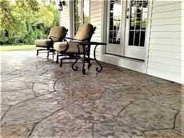 3 concrete resurfacing options for patio