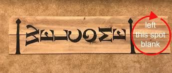 diy custom wood signs with cricut smart cutting machine