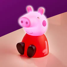 Peppa Light Details About Official Peppa Pig Goglow Buddy Night Light Torch Bedroom Lighting