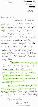 Students Letters About Physics For You