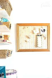 Memo Board Michaels Fascinating Memo Board Cork Boards Mesh Diy Heart Argos Design Ideas