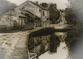 History of the Leeds & Liverpool canal - Reedley Marina