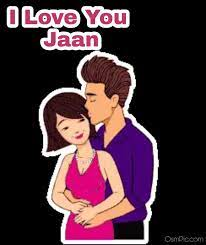 I Love You Jaan Wallpapers - Love ...