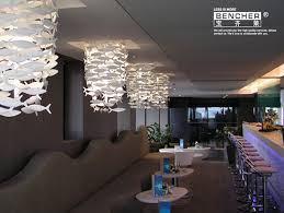 creative home lighting. Ceramic Life-Ceramic Fish Lamp Chandelier Creative Lighting Restaurant Simple Hotel, Bar, Living \ Home