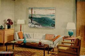 Small Picture 1960s Interiors Inspired By Mad Men From House Beautiful