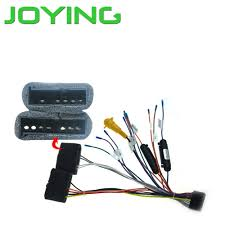 compare prices on ford wiring harness connectors online shopping Ford Wiring Harness Connectors joying@ wiring harness for ford focus car audio stereo radio plug lead wire loom connector ford wiring harness connector parts