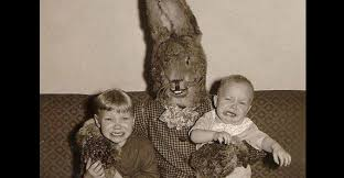real sightings of the easter bunny. Fine Bunny The True History Of Easter And Why Itu0027s So Creepy With Real Sightings Bunny