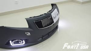 Forti USA Daytime Running Lights Car DRL LED Fog Lights for US ...