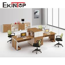 office desk workstation. Exellent Workstation Modern Office Furniture Office Desk 4 Seat Workstation Table With Desk Workstation K