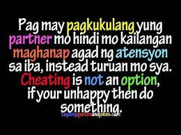 Tagalog Love Quotes Tagalog Love Quotes For Him Facebook Social Media LA 88