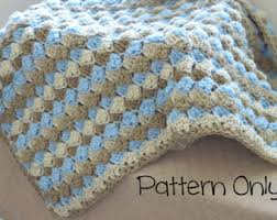Crochet Baby Blanket Patterns For Beginners Enchanting Best Easy Crochet Baby Blanket Patterns For Beginners Baby Blanket