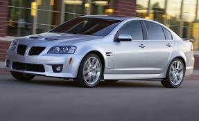 2009 Pontiac G8 GXP – Instrumented Test – Car and Driver