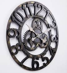 14 large gear clock ideas clock gear