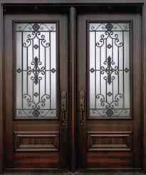 Modern Wrought Iron Doors Wrought Iron Doors Design For Exterior - Iron exterior door
