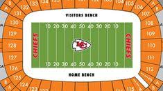 11 Best Arrowhead Stadium Images Arrowhead Stadium Kansas