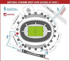 National Stadium Viewing Singapore Sports Hub