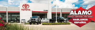 Toyota Dealership San Antonio TX | Used Cars Alamo Toyota