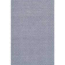 diamond cotton check navy 6 ft x 9 ft area rug