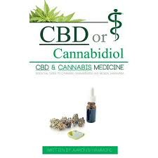 Cbd Or Cannabidiol Paperback Book Walmart Com